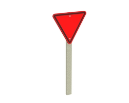'Yield'' sign (L-0201)