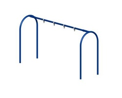 6' Arch. swing, 2 pl.(Anti-wrap) - L-07005