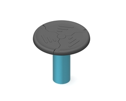 Oscillating stool (G-11059)