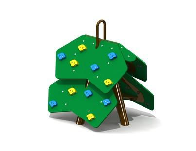 G 07235 brun vert