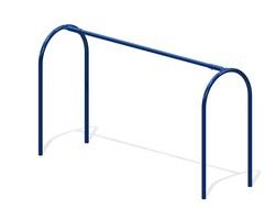 6' Arch. swing, 2 pl. - L-0106