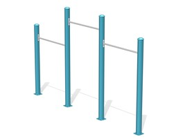The monkey bars (Z-13010)