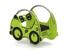 Eco-mobile spring rider (LA-16006)