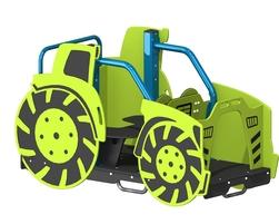 The tractor (LA-16008-D)