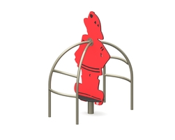 Le mini-grimpeur pompier (G-14003)