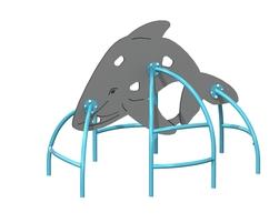 Whale mini-climber (G-14008)