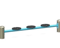 La poutre d'équilibre (J2-15016-5B)