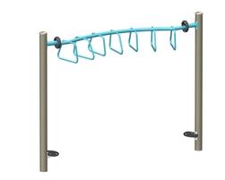 L'échelle horizontale à boucles (J2-15014-5B)