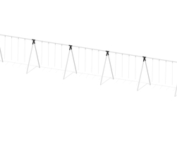 Swing 10pl 8'(Anti-wrap) (L-0720-AO10B)