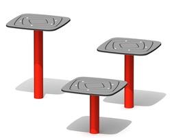 Les podiums (Z-17005)