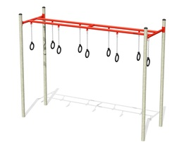 Double ring ladder (Z-17006)