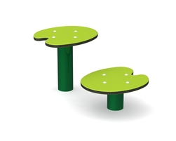 Waterlily tables (LA-99201)
