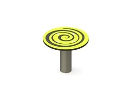 Spiral Stepping Stone (G-16005)