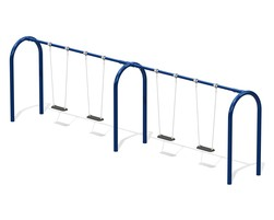 6' Arch. swing fr., 4 pl.(Anti-wrap) (L-06023)