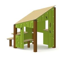 La villa des bois (A-17000)