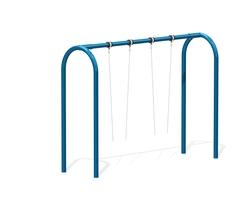 8' Arch. swing, 2 pl.(Anti-wrap) (L-17019)