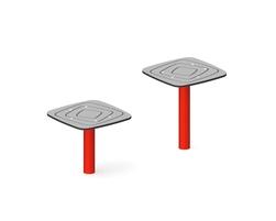 Jumping stools (2) (Z-17016)