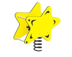 Étoile sur ressort (LA-13002-D)