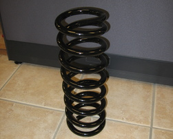 Painted helical spring for spring rider - S-141