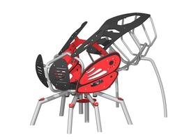 Le papillon (4')(G-17007)