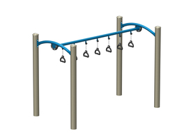 The adapted overhead ring ladder(J2-17102-5HB)