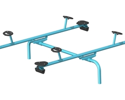 Teeter Totter 4 places(L-17052)