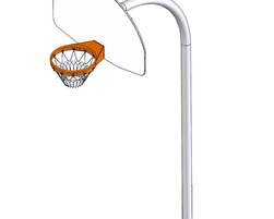 Basket ball set (J-18000)