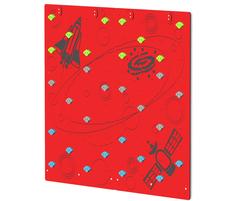 Mur CLIC-FIX 8'x7' spatial (G-17008)