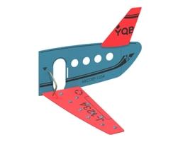 "4' Plane access climber (48)(Ø3.5"" post) (GA-AVI1-040-U-48)"