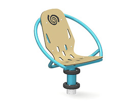 Spinning chair (L-18043)