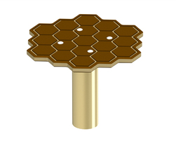 Honeycomb Stepping Stone (G-18008)