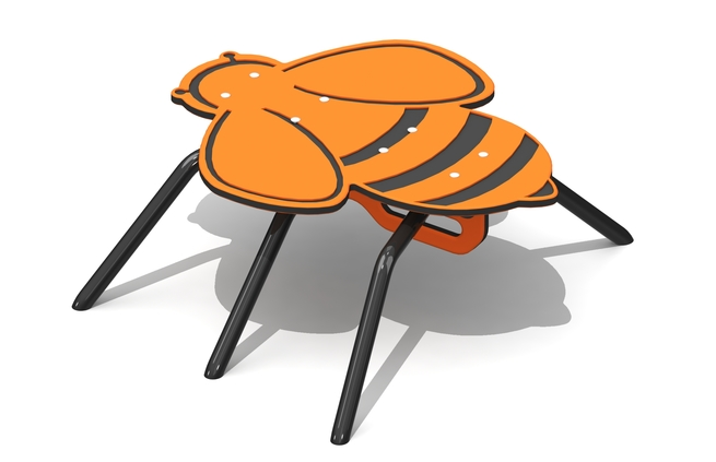 G 20000 abeille ouvri%c3%a8re au sol 3d1