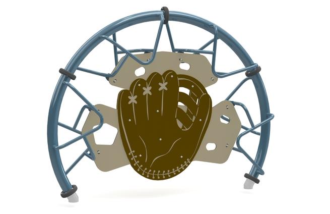 G 19007 iris gant de baseball 3d1