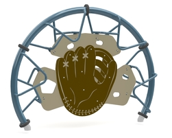 L'iris gant de baseball (G-19007)