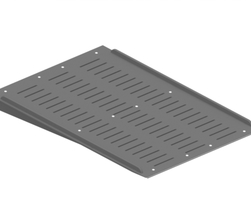 Ramp for wheelchair accessible swing set (L-20045)