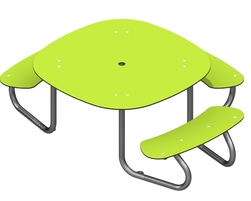 Accessible craft table (LA-20000)
