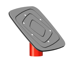 Angled podium (Z-18000)