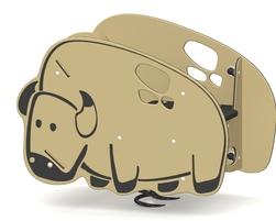Bull spring rider (LA-21003)